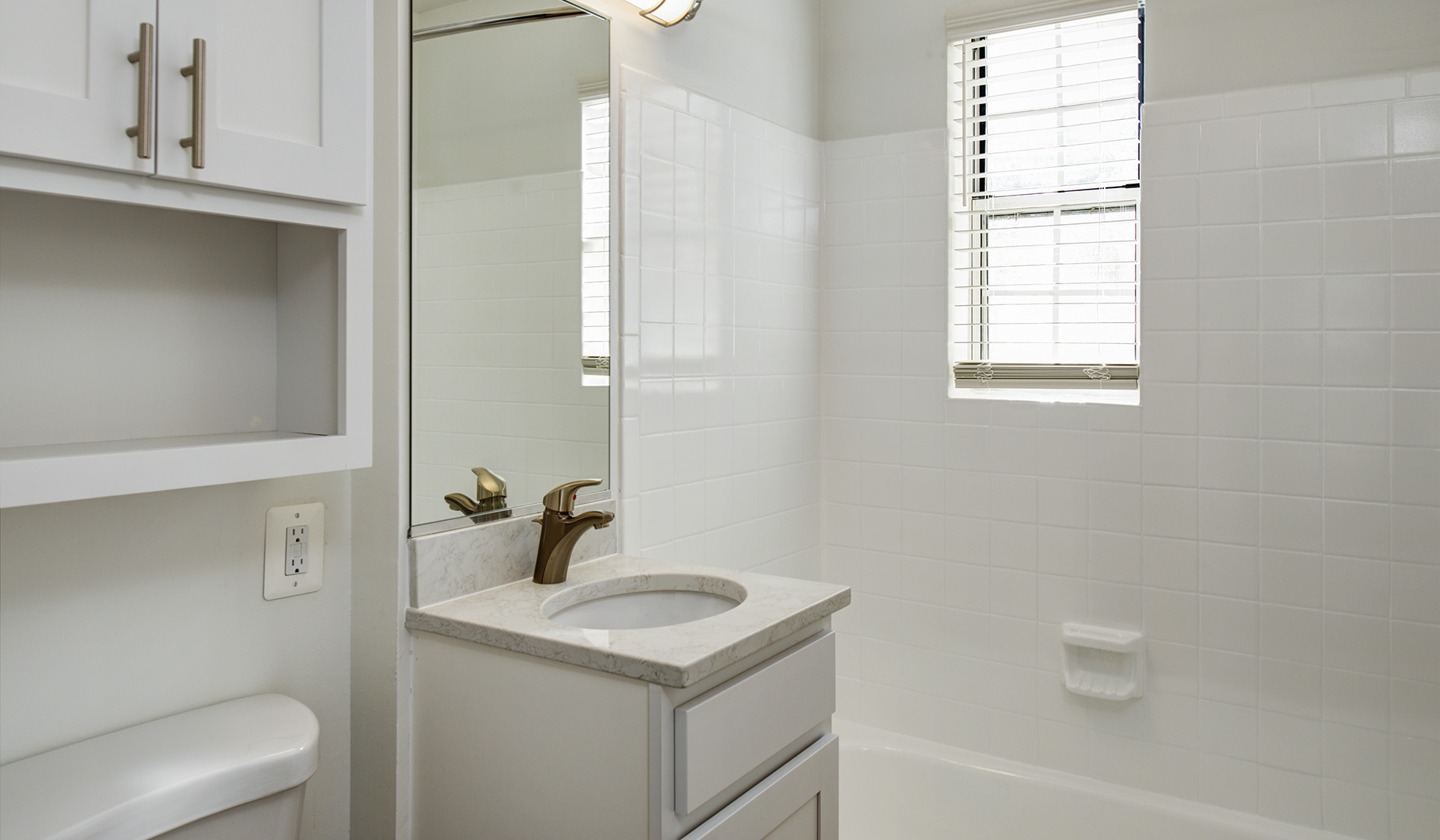 Foxchase Aparments | Alexandria, VA | Bathroom
