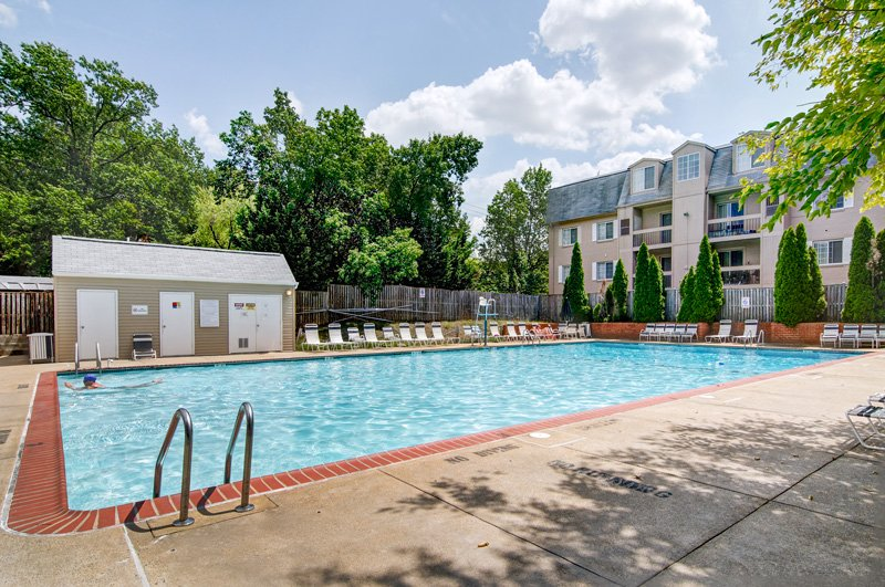 Foxchase apartments alexandria va map Swimming pools in alexandria va